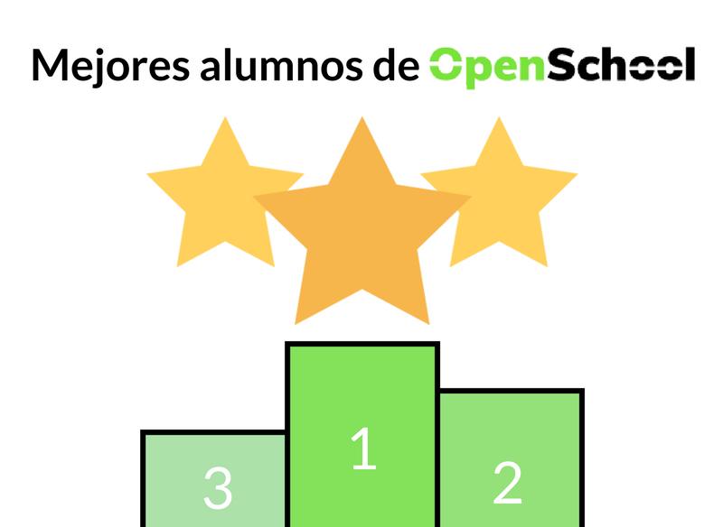 Mejores alumnos de Open School