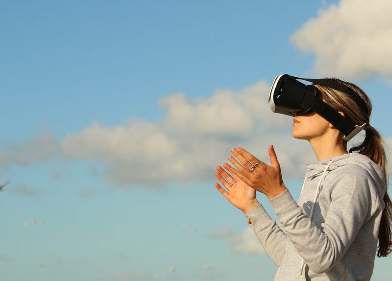 utilización realidad virtual en una empresa